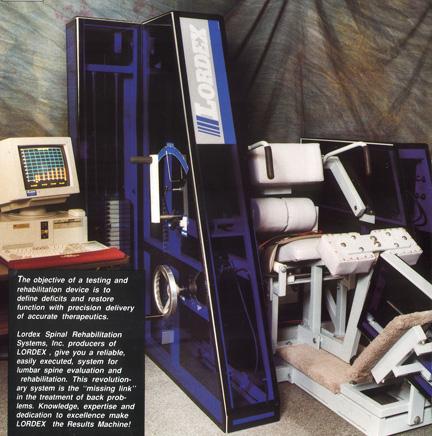 lordex machine